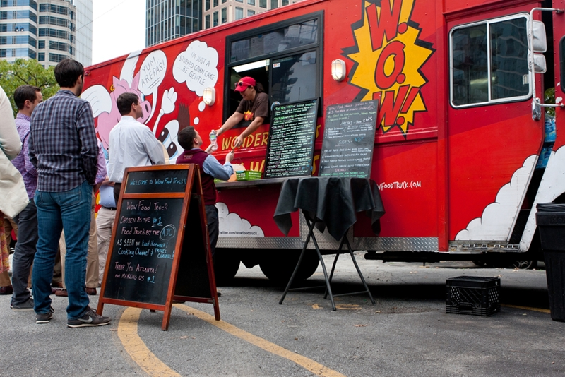 The agility of BPM software makes it the perfect tool for food trucks.