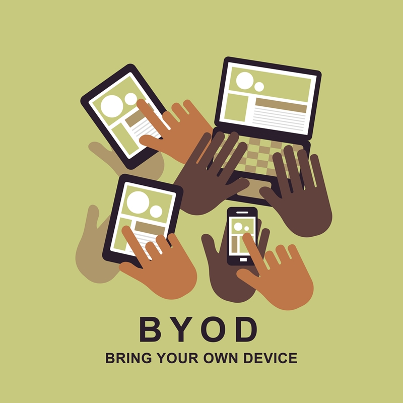 Properly assessing the state of BYOD in 2017